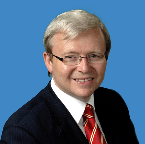 The Hon. Kevin Rudd