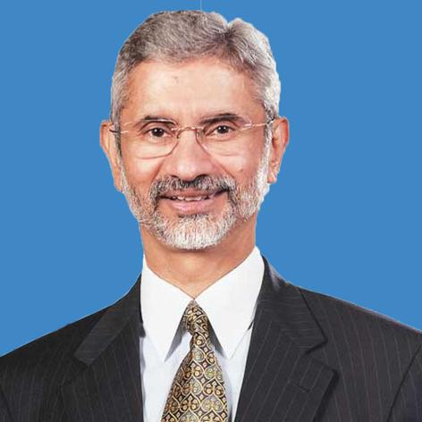 H.E. Dr. Subrahmanyam Jaishankar