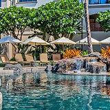 wailea beach villa resort pool view