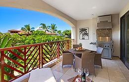 wailea beach villas resort balcony view