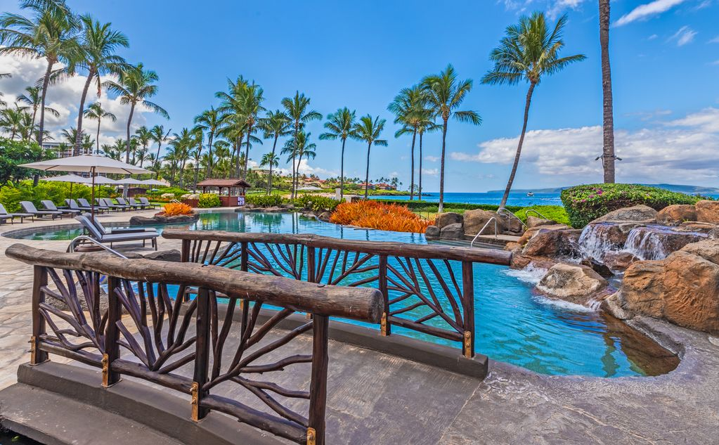 Wailea Beach Villas Resort View