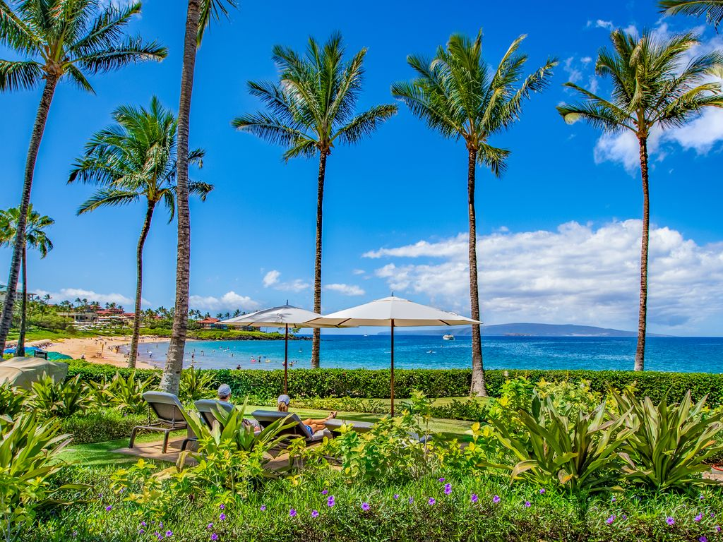 Wailea Beach Villas in Maui Views
