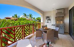 Wailea Beach Villas Resort Patio