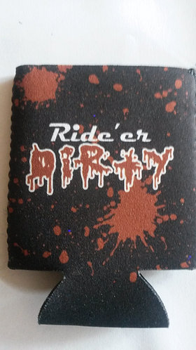 Dirty Can Neoprene Koozie