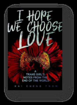 COVER THOM I HOPE WE CHOOSE LOVE