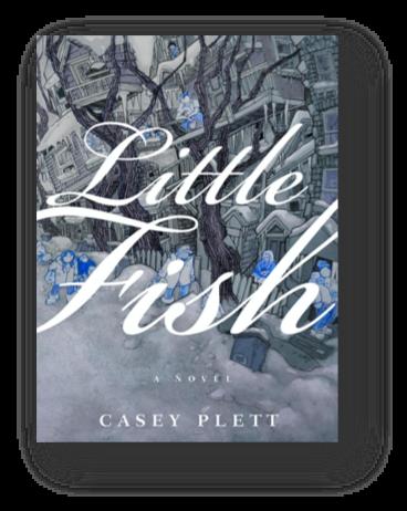 COVER PLETT LITTLE FISH