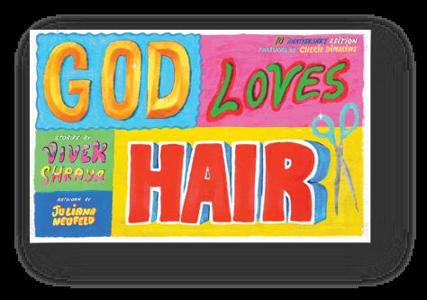 SHRAYA GOD LOVES HAIR