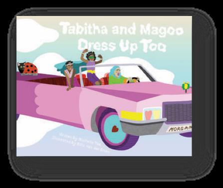 COVER TEA TABITHA AND MAGOO