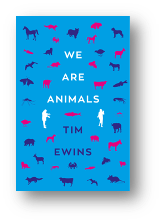 COVER WE ARE ANIMALS