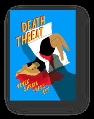 COVER SHRAYA DEATH THREAT