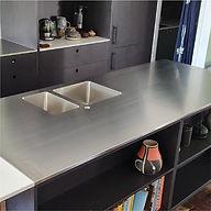 stainless steel residential kitchens australia
