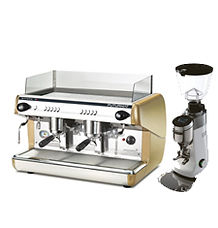 second hand coffee machines grinders syd