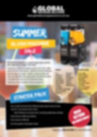 slushie machine sale sydney melbourne wo