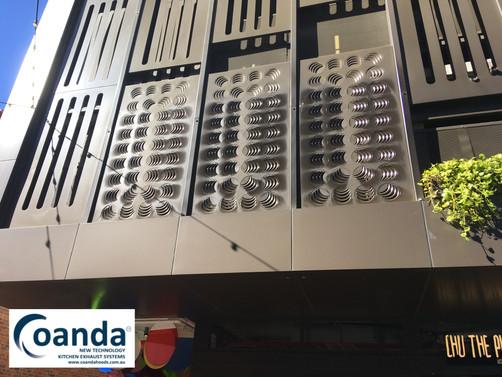 COANDA - the revolutionary new technology kitchen exhaust system