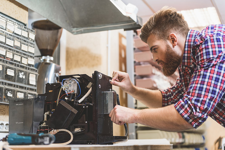 coffee machine repairs sydney melbourne