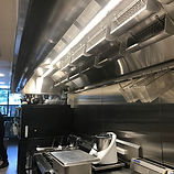kitchen exhaust system installation
