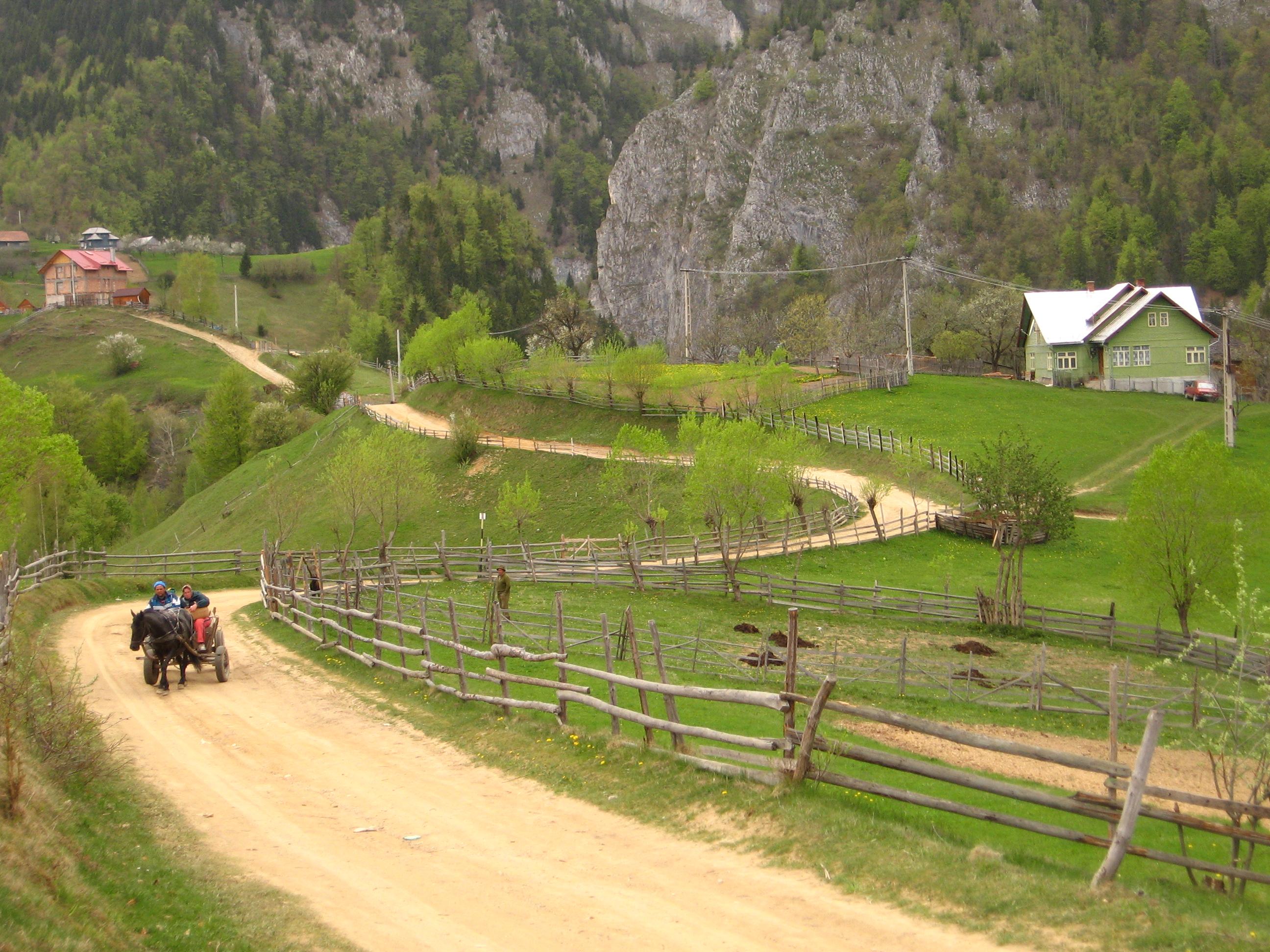 Magura village