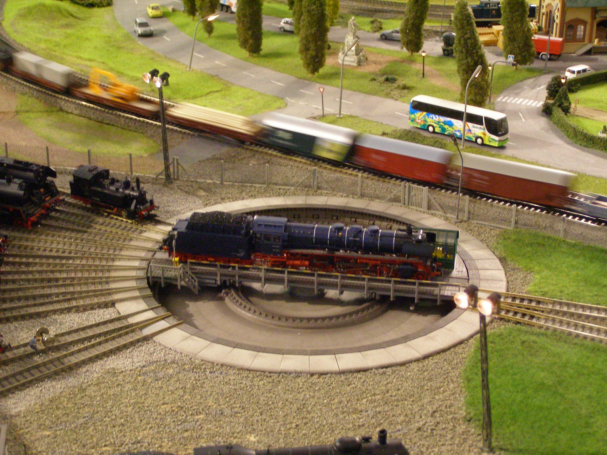 Sinai model railway