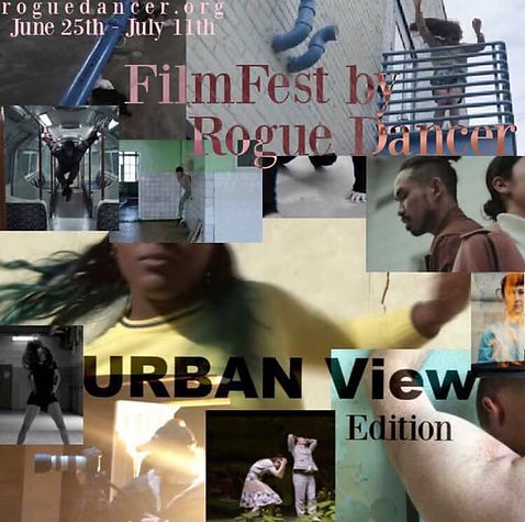 END OF THE BLOCK at FilmFest by Rogue Dancer: Urban View Edition (June 2021)