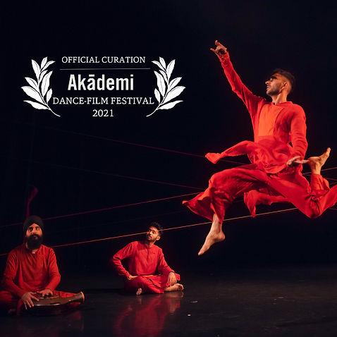 KATTAM KATTI - WORLD PREMIERE @ Akademi Dance-Film Festival 2021