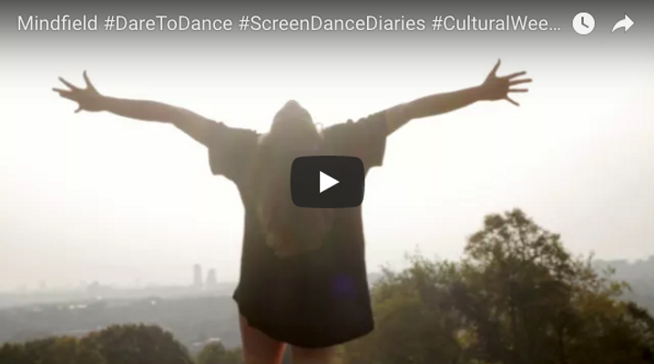 DARE TO DANCE - Honourable Mention!