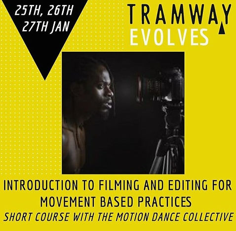 TRAMWAY EVOLVES: Short Course with The Motion Dance Collective