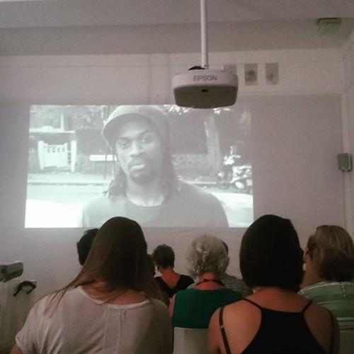 LOVEBYTES screening at Dance Film Festiv