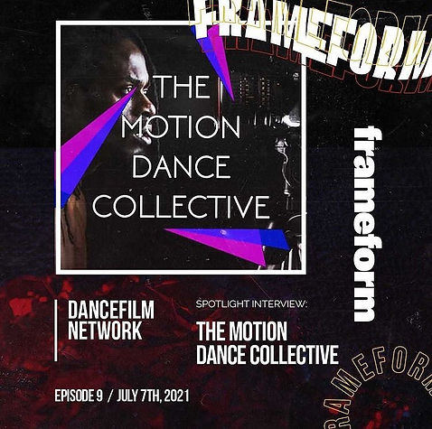 DANCEFILM Network: Interview with The Motion Dance Collective