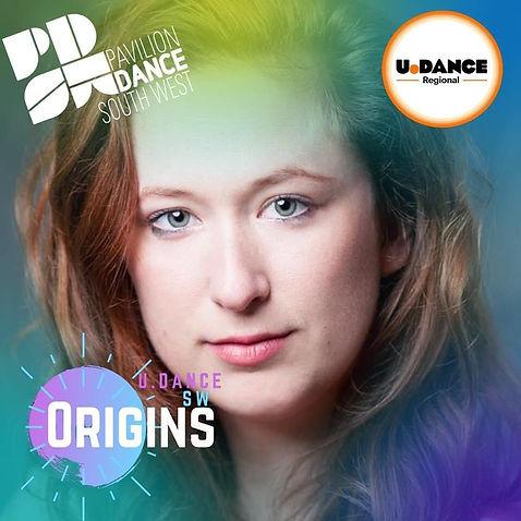 Anna Clifford Panellist for PDSW's U.Dance SW Origins 2021 Entries!