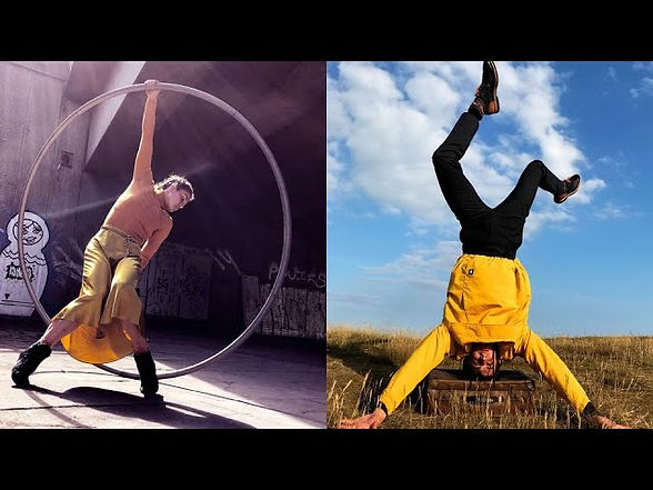 Noise/Silence with National Centre for Circus Arts