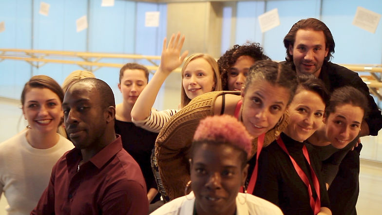 MDC SCREENDANCE WORKSHOP - with One Dance UK
