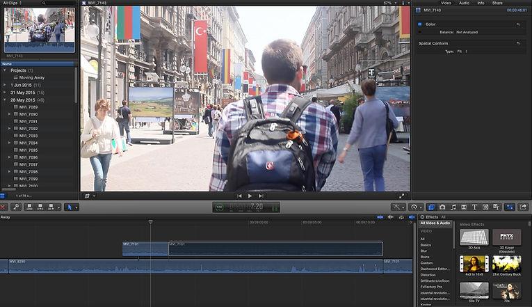 Moving Away Screendance Documentary Series - Youtube Release!!!
