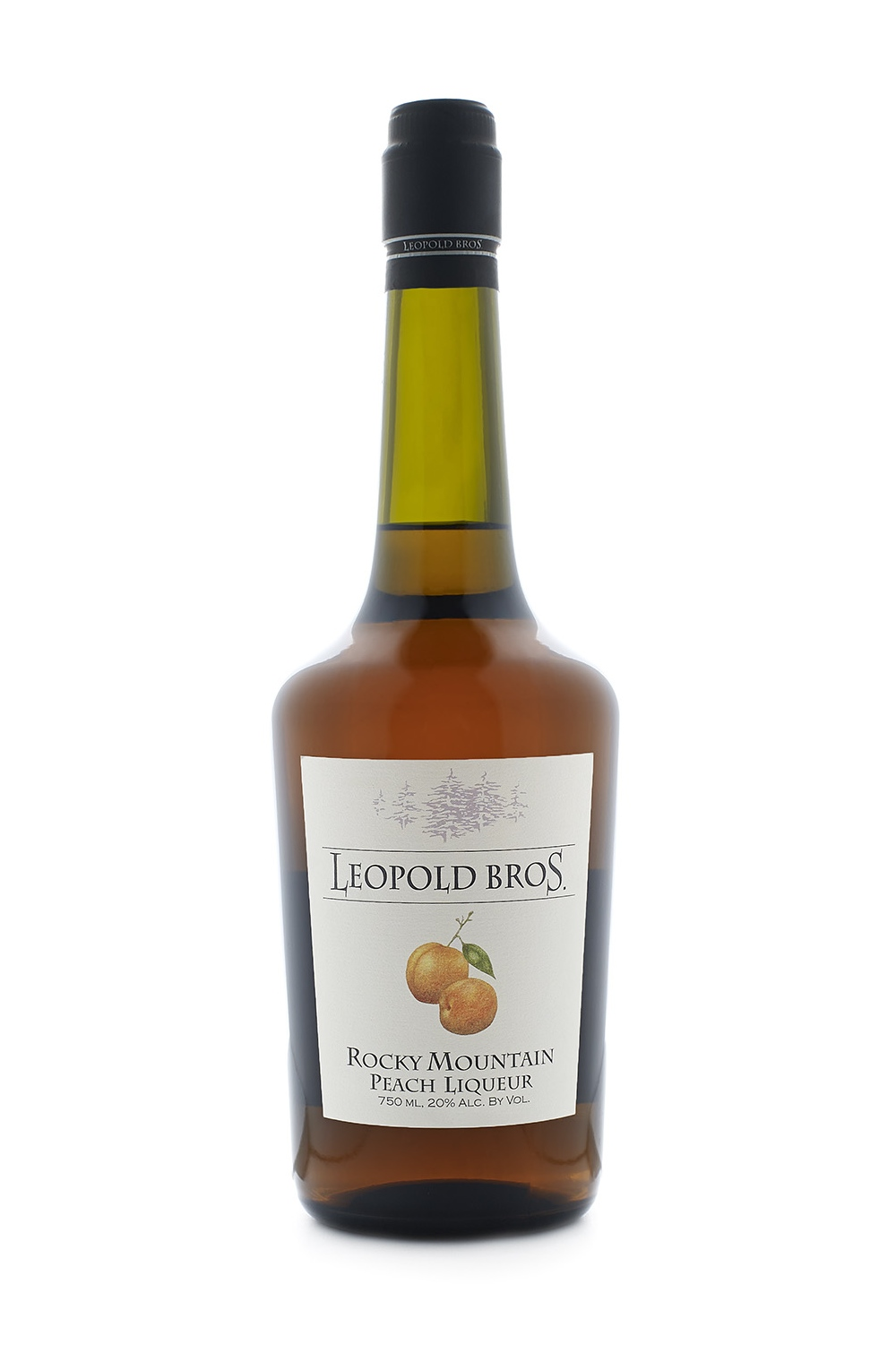 Rocky Mountain Peach Liqueur