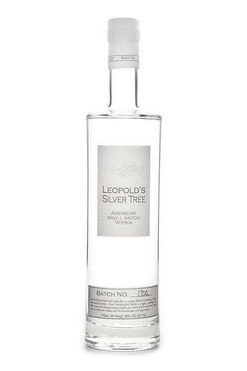 Leopold's Silver Tree American Small Batch Vodka