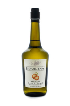 Leopold Bros. American Orange Liqueur