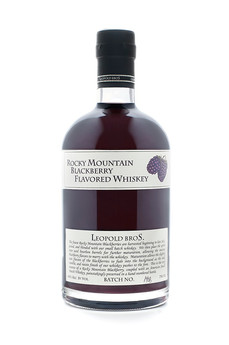 Leopold Bros. Rocky Mountain Blackberry Whiskey