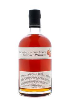 Leopold Bros. Rocky Mountain Peach Whiskey