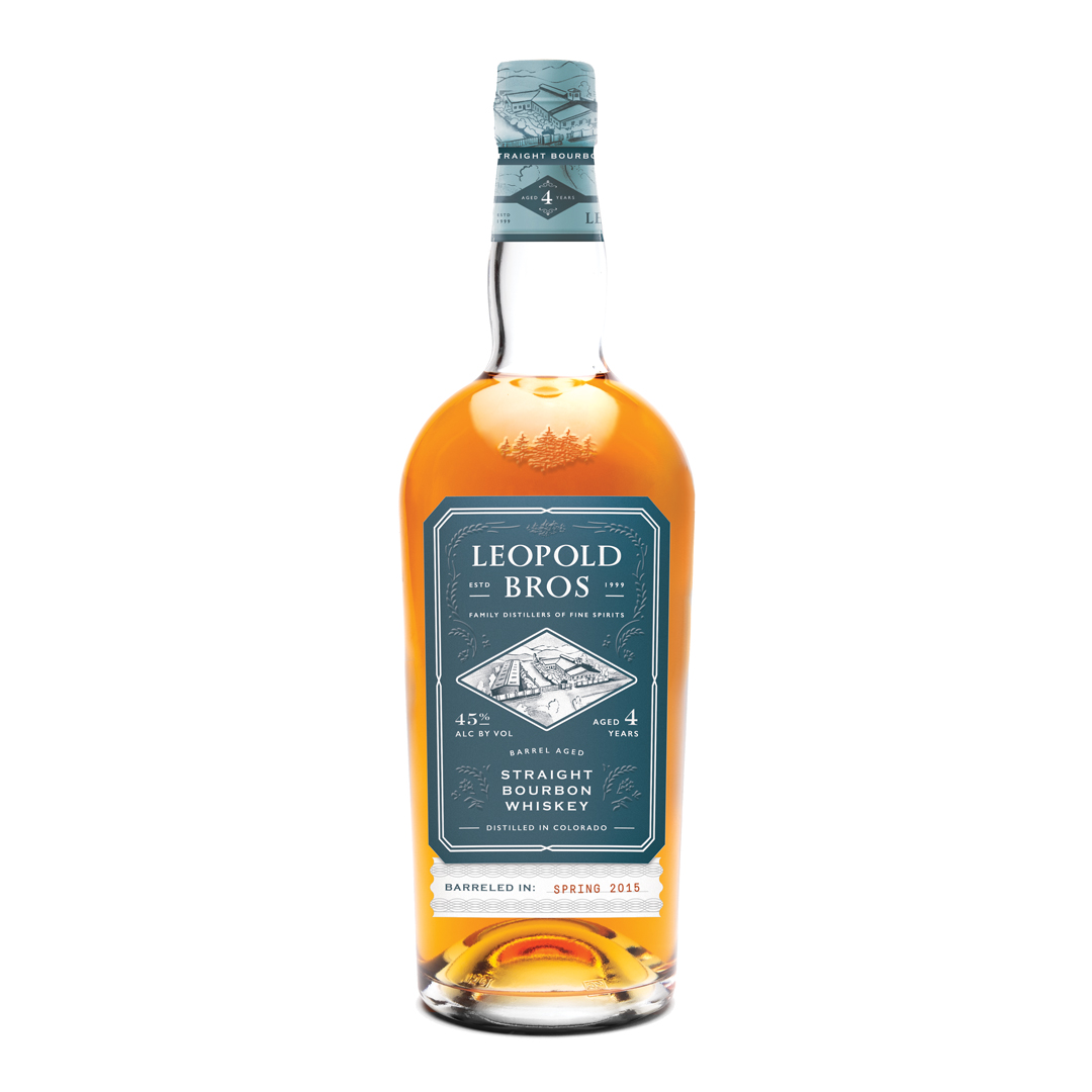 Leopold Bros. Straight Bourbon