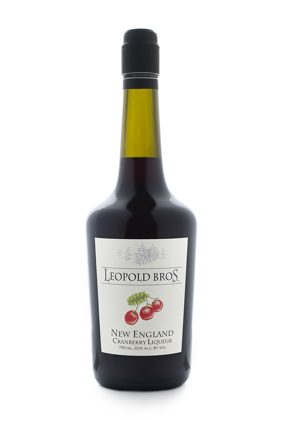 New England Cranberry Liqueur