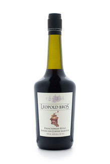 Leopold Bros. Frenchpress-Style American Coffee Liqueur