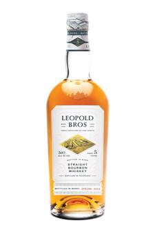 Leopold Bros. Bottled in Bond Straight Bourbon Whiskey