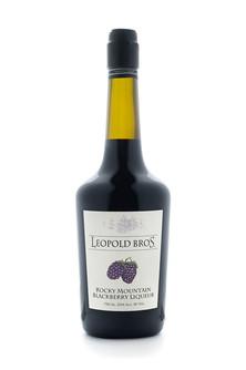 Leopold Bros. Rocky Mountain Blackberry Liqueur