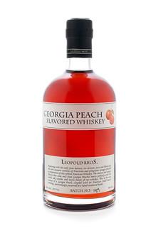 Leopold Bros. Georgia Peach Whiskey