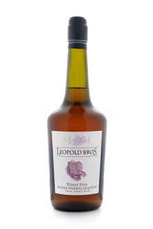 Leopold Bros. Three Pins Alpine Herbal Liqueur