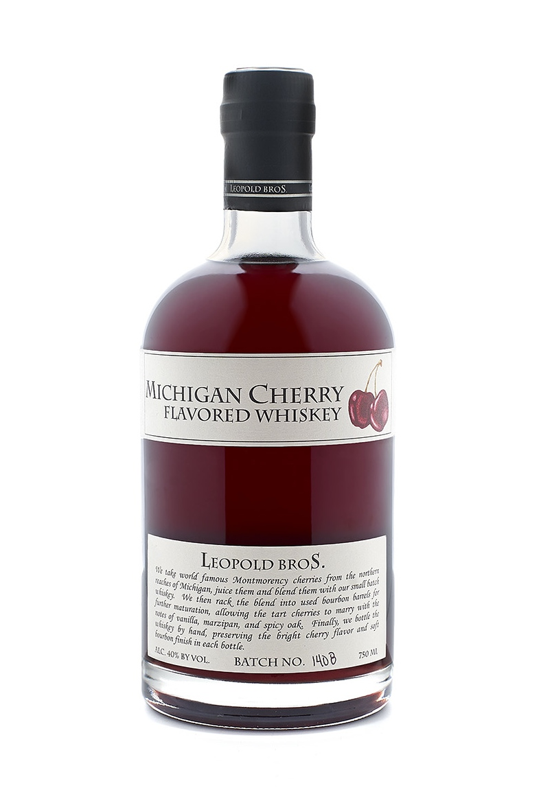 Michigan Cherry Whiskey