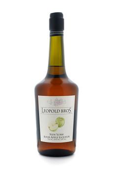 Leopold Bros. New York Sour Apple Liqueur
