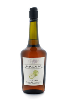 Leopold Bros. New York Sour Apple Liqueur