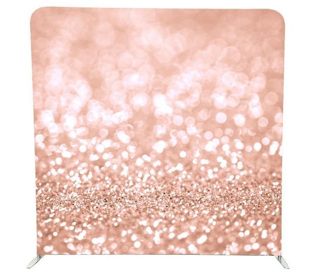 Rose Gold Glitter