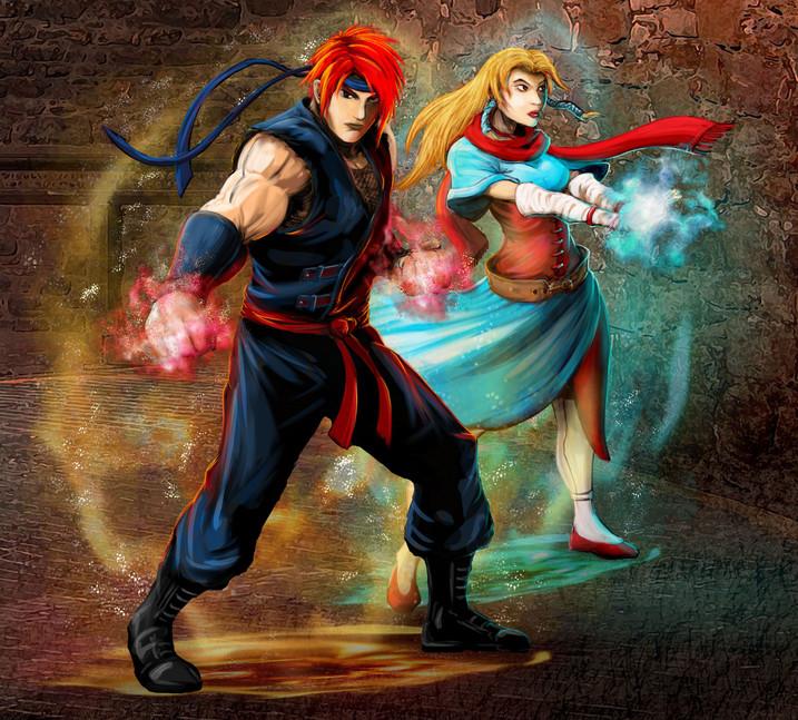 Ryko and Karita