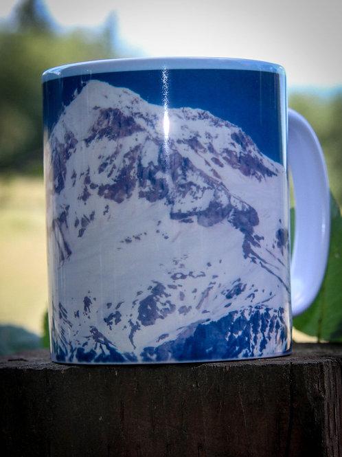 Mt. Hood on a mug